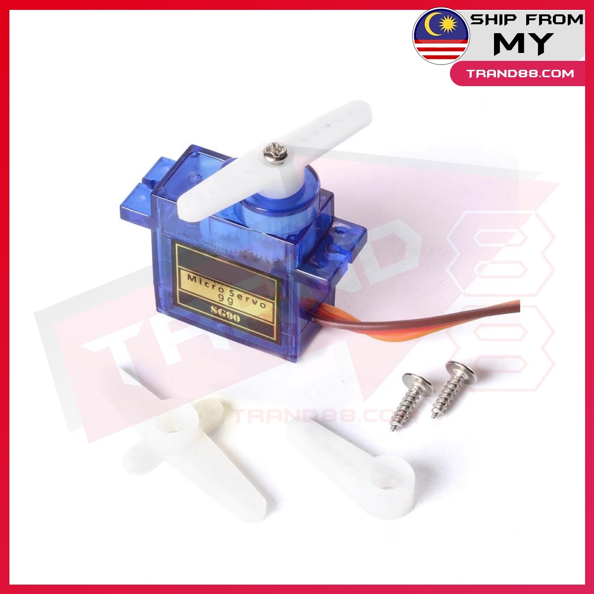 SG90 9g 180 360 Degree Mini Micro Servo for RC for RC 250 450 Helicopter