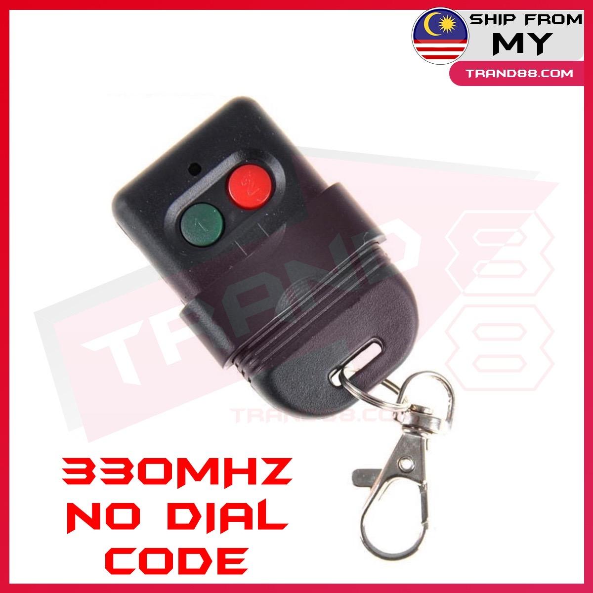 Autogate Auto Gate Door Key Remote Control SMC5326 330Mhz 433Mhz Door Remote Control